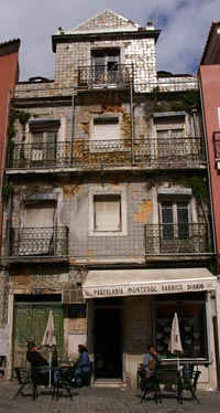 House in the Alfama